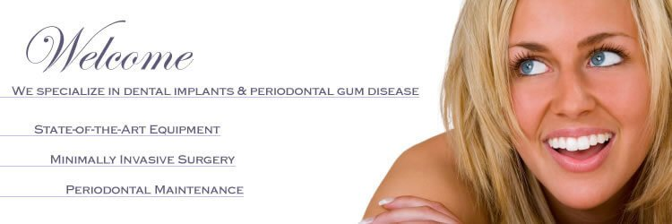Dental Implants & Periodontal Gum Disease